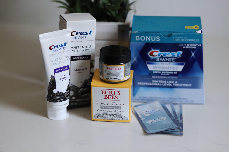 Whitening My Teeth Routine Claudia Candelas